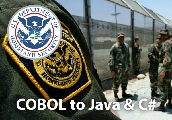 COBOL/CICS to Java or C# .NET - Hewlett Packard