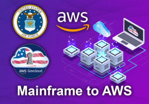 AWS Blog Featured Post: Automated Refactoring of a U.S. Department of Defense Mainframe to AWS