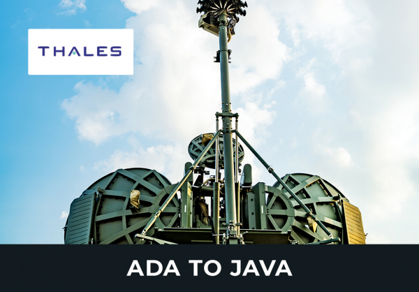 Ada to Java - Thales EATMS