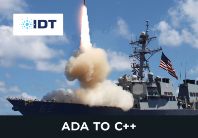 Ada to C++ - Innovative Defense Technologies