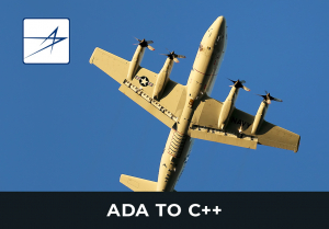 Ada to C++ - Lockheed Martin / P-3C Orion