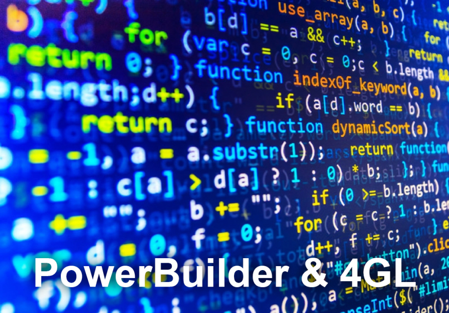 Code Modernization: Focus on Powerbuilder