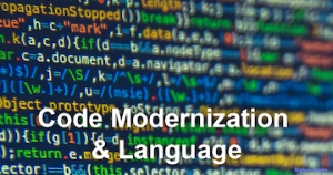 Code Modernization & Language: The Eurocat Ada Transformation