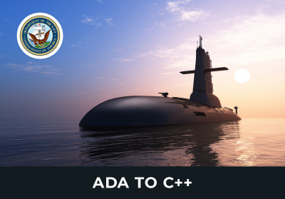 Ada to C++ - US Navy - Modem Control Software